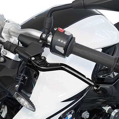 Z-1000 Motorrad Bremshebel /& Kupplungshebel Set SW//SW Lang mit ABE f/ür Kawasaki Versys 1000 ZZR 600 ZX-6R//9R//10R//12R