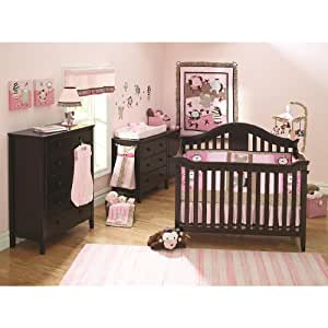 Amazon Com Summer Infant Tutu Cute Nursery 9 Piece