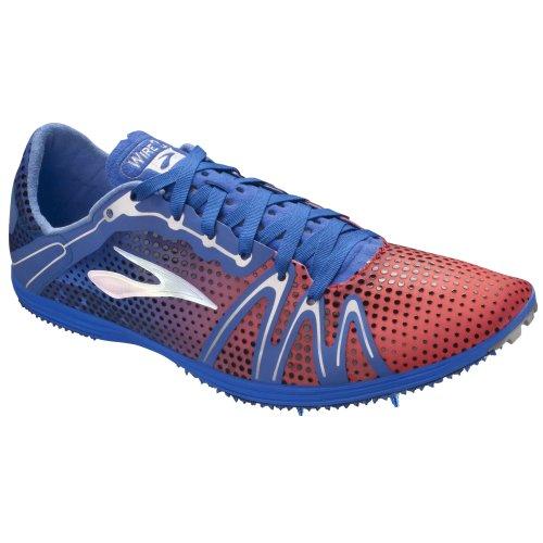 Brooks Herren Laufschuh Spikeschuh Leichtathletik-Schuh The Wire 3 in der Farbe Blau