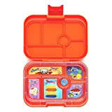 Yumbox (Papaya Orange) Leakproof Bento Lunch Box Container for Kids