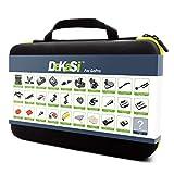 DeKaSi Accessories Kit Case for Gopro HERO 5/4/3/SJ4000/SJ5000/SJ6000 (55-IN-1)