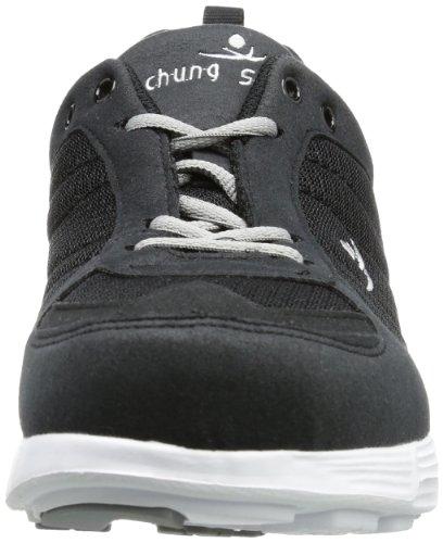 Chung Shi Duxfree Nassau 8800700, Scarpe da camminata uomo Nero (Schwarz (Schwarz/Grau))
