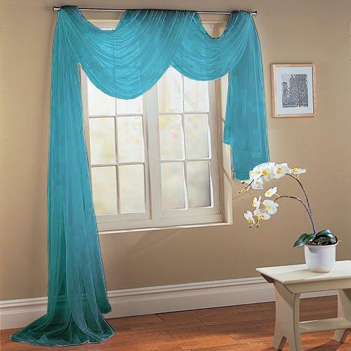 vorh nge in t rkis m belideen. Black Bedroom Furniture Sets. Home Design Ideas