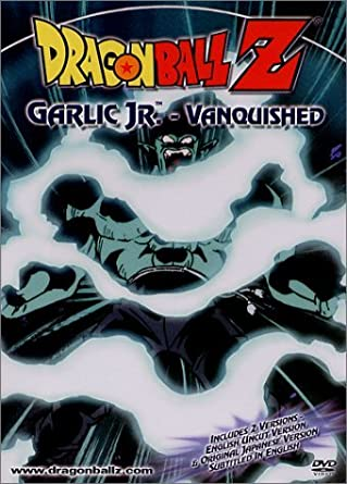 Amazon Com Dragon Ball Z Garlic Jr Vanquished Movies Tv Contact jr immortals gaming group on messenger. dragon ball z garlic jr vanquished