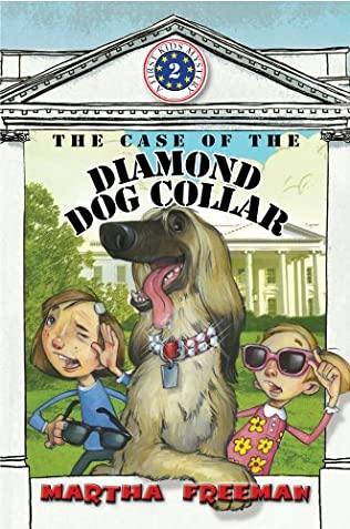 book cover of The Case of the Diamond Dog Collar