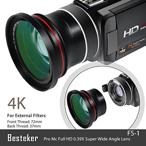 Video Camcorder, Besteker Portab...