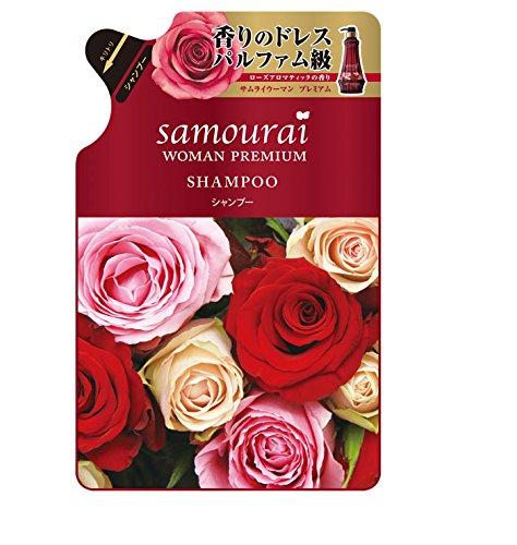 Price comparison product image Samourai Woman Premium Shampoo Refill 370ml