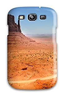 New Galaxy S3 Case Cover Casing(desert Rocks)