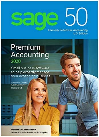 Sage Software Premium Accounting 1 User product image