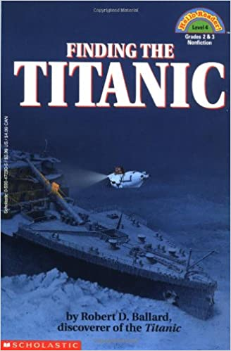 Finding The Titanic (Hello Reader! Level 4) Free Download