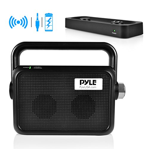 Pyle Wireless TV Speaker | Portable TV Soundbox | TV Audi...