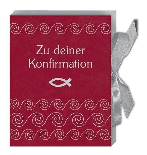 Zur Konfirmation (Fisch, rot): Verkaufseinheit