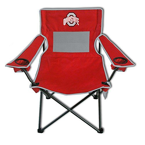 Rivalry Distributing RIV-RV320-1100 Ohio State Buckeyes NCAA Ultimate Adult Monster Mesh Tailgate (Ultimate Tailgate Chair)
