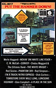 Merle Haggard, Dick Curless, Red Simpson, C W  McCall, Red