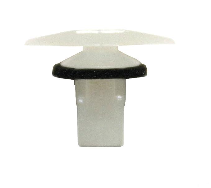 10 x Remaches pl/ásticos para moldura puertas de coche AERZETIX