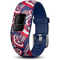 Garmin 010-12666-12 Captain America Adjustable Accessory Band (for vivofit jr. & vivofit jr. 2)