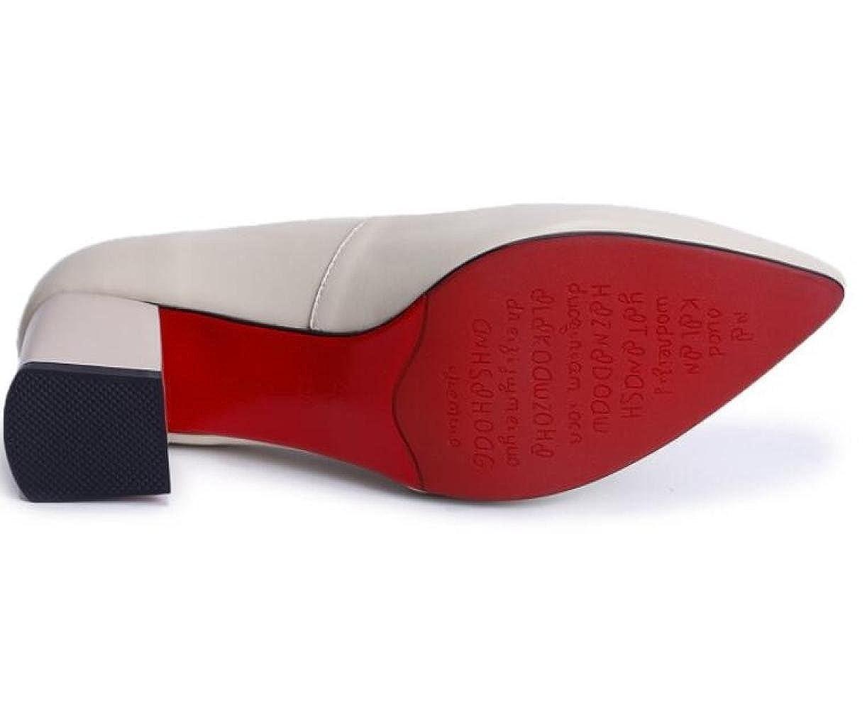 KNGMGK KNGMGK KNGMGK Lederschuhe Herbst Einzelne Schuhe Europäische und Amerikanische Mode Niedrige Schuhe B07CMPQGPW Sport- & Outdoorschuhe Moderne Technologie ba8ce1