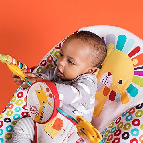 Bright Starts Playful Pinwheels Bouncer للبيع