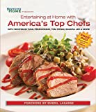 Entertaining at Home with America's Top Chefs, Laura McIntosh, Forward by Emeril Lagasse, 1412793203