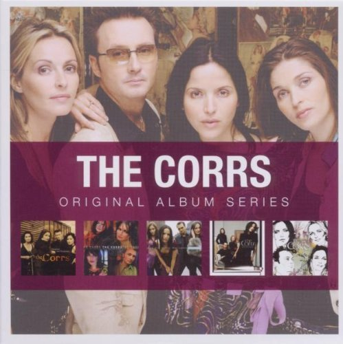 The Corrs - Original Album Series By The Corrs - Zortam Music