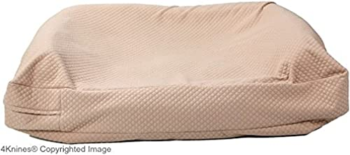 4Knines Luxury Dog Bed Cover – USA Based – Premium Durable Quilted Waterproof Heavy Duty Material