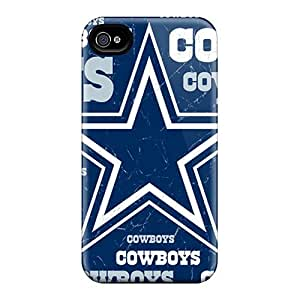 Protective Case With Fashion Design For Iphone 4/4s (dallas Cowboys)