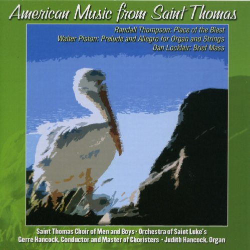 American Music from Saint Thomas (American Music Chamber)