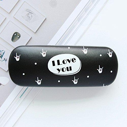 Protection Peut lecturepour femmes lunettes pour de caisse protectionEtui Boîte Plié Lunettes de design de hommes stockage Crème Ellaao être XPTdX