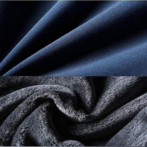 Zhangmeiren Männliche Winter Pullover Strickjacke Mantel Mit Kapuze Jacke Lose Große Yards Sowie Düngemittel, Die Dicken Samt Warm Zu Erhöhen (Color : Red, Size : XXXXL)