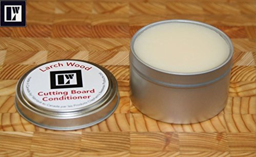 Larch Wood Cutting Board Conditioner Maintenance 170g / 4.6oz by Larch Wood (Image #1)