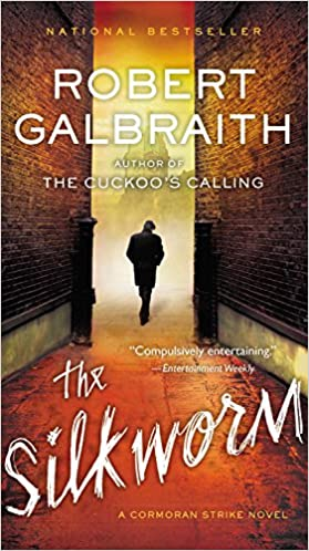 Image result for the silkworm robert galbraith original cover