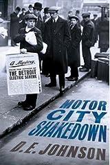 Motor City Shakedown (Detroit Mysteries Book 2)