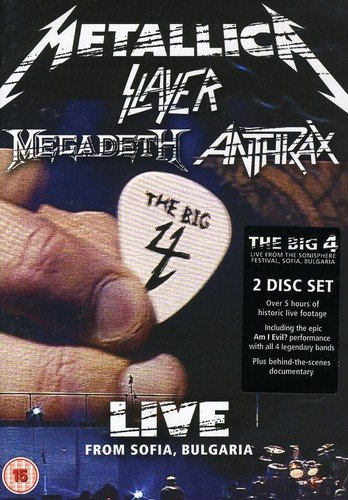 Big Four: Live From Sophia Bulgaria ()