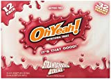 Iss Oh Yeah Strawberries & Cream, 14 oz (Pack of 12) Review