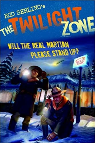 Amazon.com: The Twilight Zone: Will the Real Martian Please Stand ...