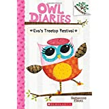 Owl Diaries #1: Eva's Treetop Festival: A Branches Book