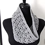 Arched Shells Cowl Crochet Pattern