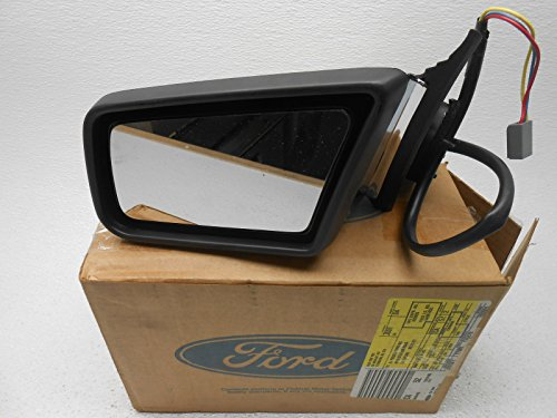 New OEM Ford Left Power Door Mirror Ford Thunderbird Mercury Cougar E7WY-17682-B ()