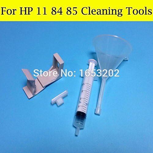 herramienta de limpieza del cabezal de impresión KTC Computer Technology para HP11 10 82 84 85 565 limpiador de cabezal HP Designjet Impresoras 500 800 30 90 130 Plotter: Amazon.es: Informática