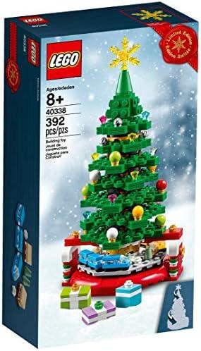 Albero Di Natale Lego.Albero Di Natale Lego 40338 Edizione Limitata Esclusiva 2019 Limited Edition Amazon It Giochi E Giocattoli
