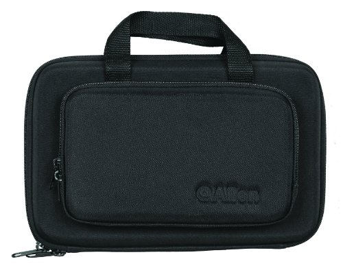 Allen Double Attache Case for Handguns, Molded
