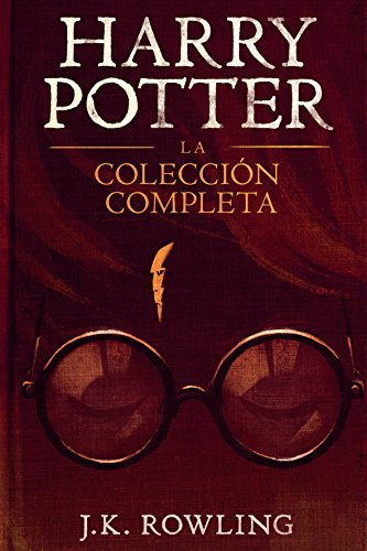 Harry Potter: La Colección Completa (1-7) (Spanish Edition) (Harry Potter 5 Kindle)