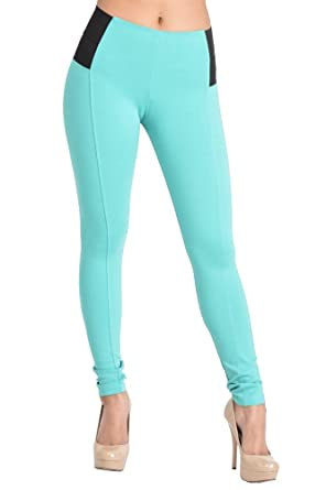 bf135ca77979d Ci Sono Juniors/Womens Leggings, Jeggings, High Waist Ponti Pants ...