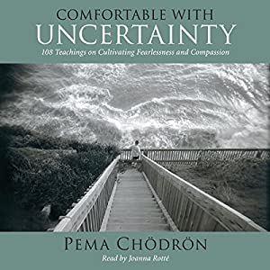 Comfortable with Uncertainty Audiobook