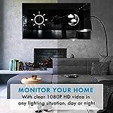 Cruci5 Mini Camera Clock Spy Cam with 1080P Full