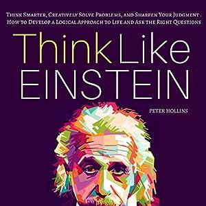 Think Like Einstein Audiobook