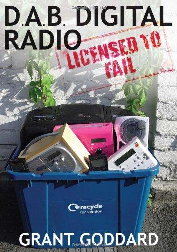 DAB Digital Radio Licensed To Fail by Brand: Radio Books