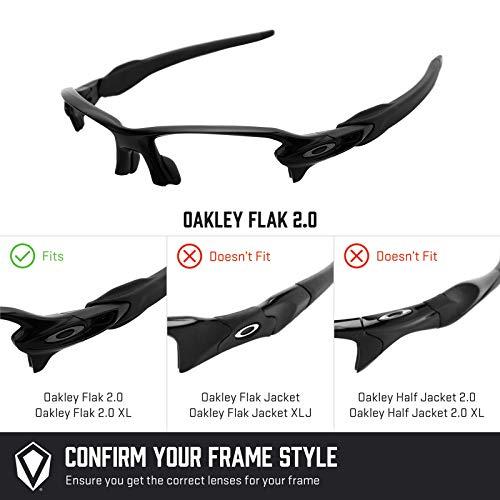 Polarizados 2 Mirrorshield Vented Chrome Repuesto Elite Para Oakley De Múltiples Opciones — Flak Lentes Negro 0 wqBZxUnHXT