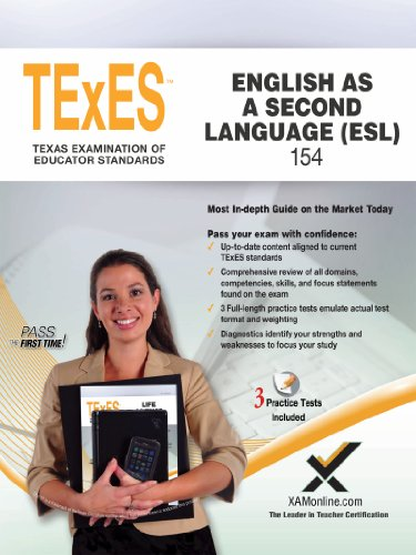 .com: texes english as a second language (esl) 154 ebook ...