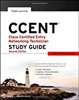CCENT Cisco Certified Entry Networking Technician Study Guide: (ICND1 Exam 640-822), 2nd Edition Front Cover